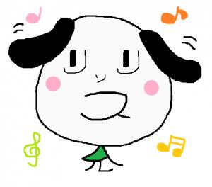ムッシュ顔白⑤歌